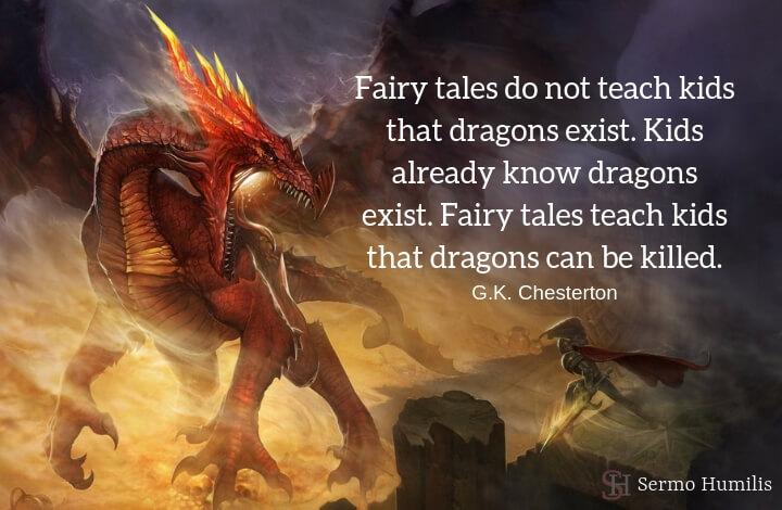Dragons - sermo humilis