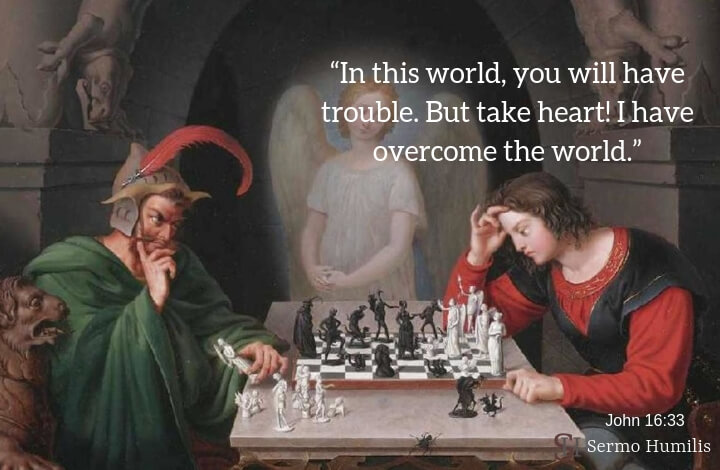 Checkmate - Sermo Humilis