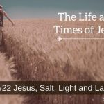 Jesus, Salt, Light and Law