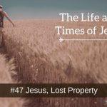 Jesus, Lost Property