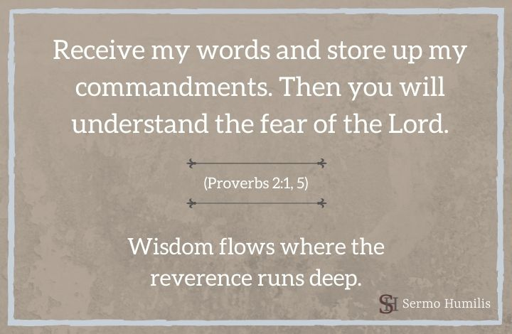 Old Wives Tales - Proverbs 2 - Sermo Humilis