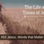 Jesus, Words that Matter