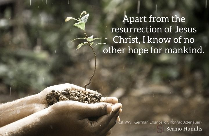 Resolutions and Resurrection - Sermo Humilis