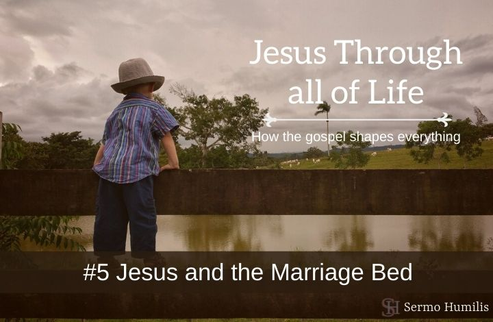 #5 Jesus and the Marriage Bed - Jesus Through all of Life