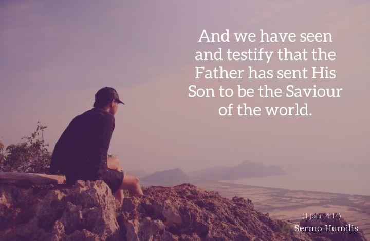 The Testimony of Jesus Christ - Sermo Humilis